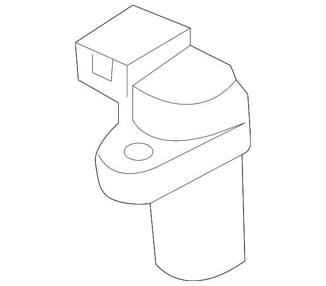 Ford Freestar Crankshaft Sensor