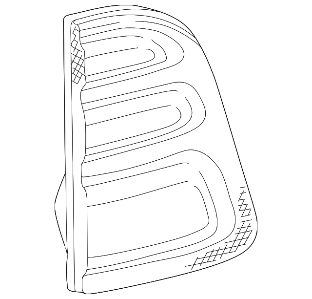 Lens housing toyota 81591 60050 sparks parts for Garage toyota lens