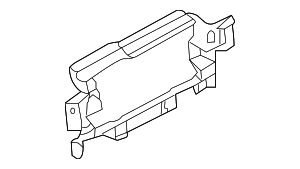 Mount Bracket - Land-Rover (LR013582)