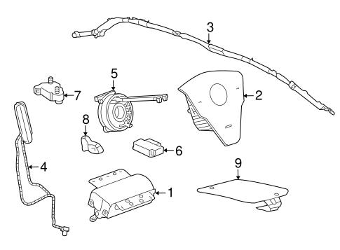 Gm Occupant Module 19260813