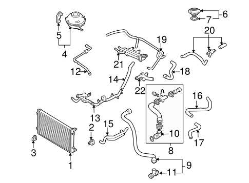 Level Lift Strut Spacer dlya TOY TA A 2WD 4WD 05 09 2 25 likewise Volkswagen Catalytic Converter 1h0131701nx moreover Open Door Rx 8 Wiring Diagrams as well 2001 Subaru Forester Engine Diagram likewise Mazda Coil Spring Bj4p34011a. on mazda xt 5
