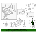Oil Filter Housing - Mazda (PY01-14-311A)