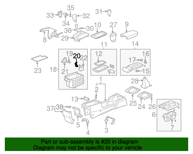 Honda Parts Direct >> Cap Assembly