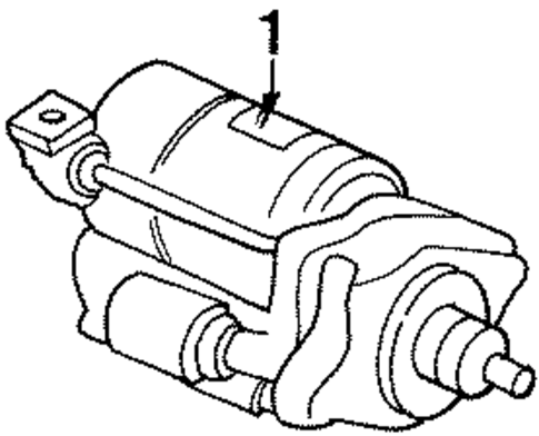 Remanufactured, Starter