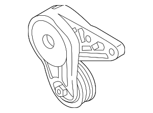 Serpentine Tensioner - Ford (BM5Z-6A228-A)