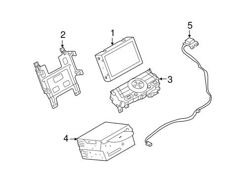 Navigation System For 2014 Nissan 370z