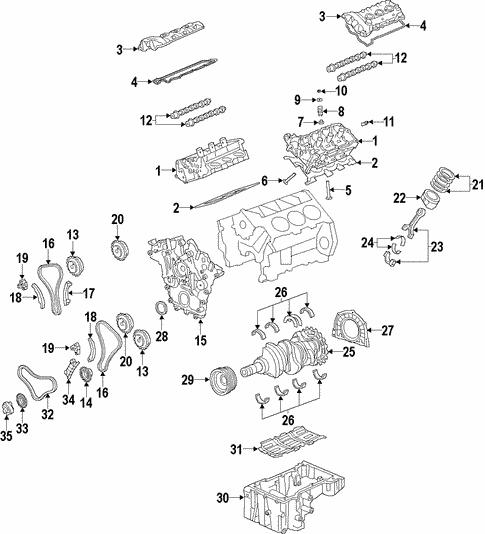 engine/mounts for 2009 hyundai santa fe