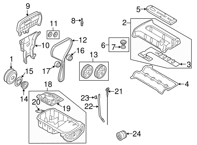 2010 kia forte engine diagram