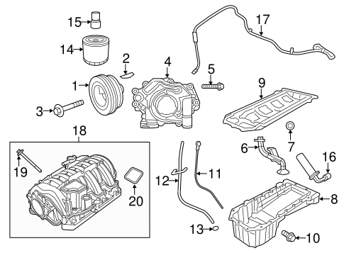 Dodge 2 7l Engine Diagram also Sensor Locations likewise 02843208 as well Intake Scat further 134156 Transfer Front Differential Fluid. on chrysler 300 oil drain plug