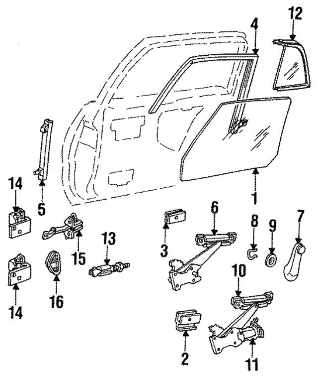 Oldsmobile Achieva Fuse Box Diagram
