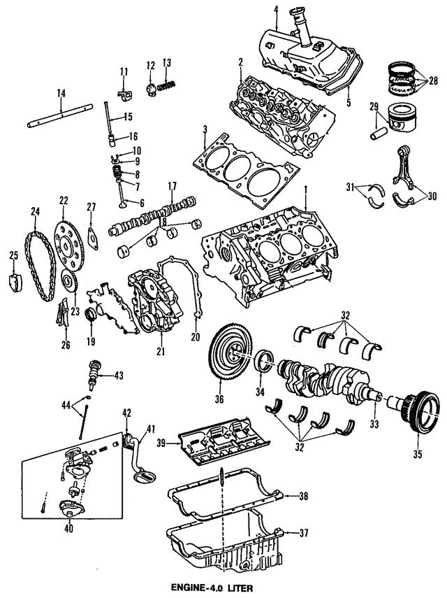 1991 2000 Mazda Head Gasket 1f02 10 271