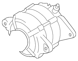 ALTERNATOR NEW - Subaru (23700AA5818A)