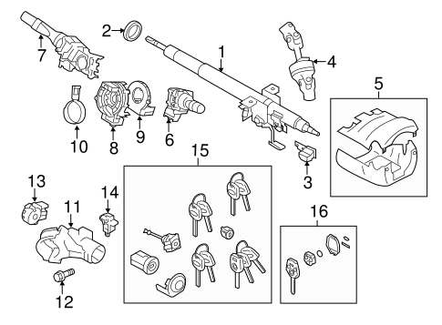 Switches For 2015 Subaru Xv Crosstrek