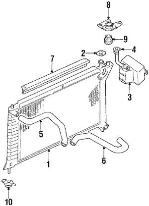 Shop Oem Radiator Cooling Parts