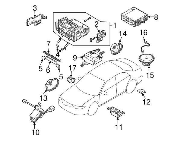 2003 2018 mazda condenser as01 66 991 mazda of wooster Mazda MX-5 Cup Car