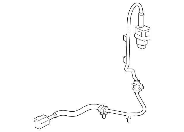 abs sensor wire - gm (23278473)