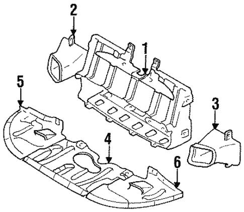 Bumper Assembly For 1996 Dodge Stealth