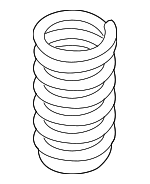 Coil Spring - BMW (31-33-6-783-003)