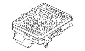2014 2015 mitsubishi lancer fuse relay box 8565a267. Black Bedroom Furniture Sets. Home Design Ideas