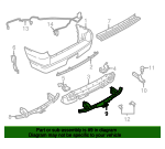 Trailer Hitch - Ford (1L2Z-19D520-BB)