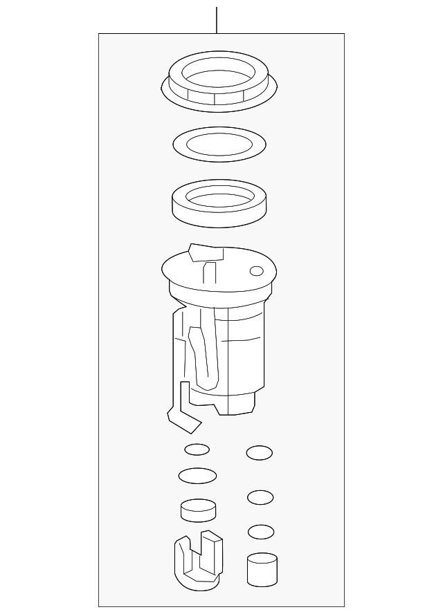 filter set  fuel