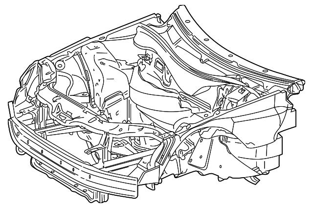 mercedes benz structure