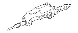 Steering Column - Mercedes-Benz (164-460-09-16)