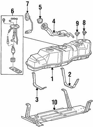 Senders For 1998 Ford Expedition