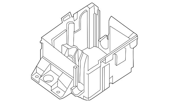 2004 2010 Infiniti Qx56 Relay Box 24382 7s110