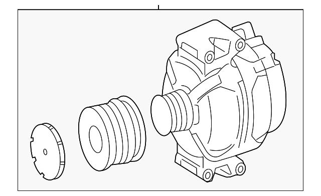 mercedes benz wiring diagram altermator genuine mercedes benz alternator 000 906 31 22 80 ebay  genuine mercedes benz alternator 000