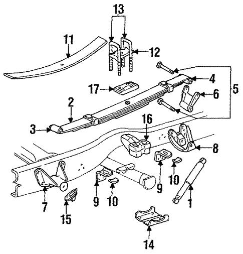 rear suspension for 1998 dodge ram 1500 mopar wholesale parts 1998 Dodge Ram Hoods rear suspension rear suspension for 1998 dodge ram 1500 2