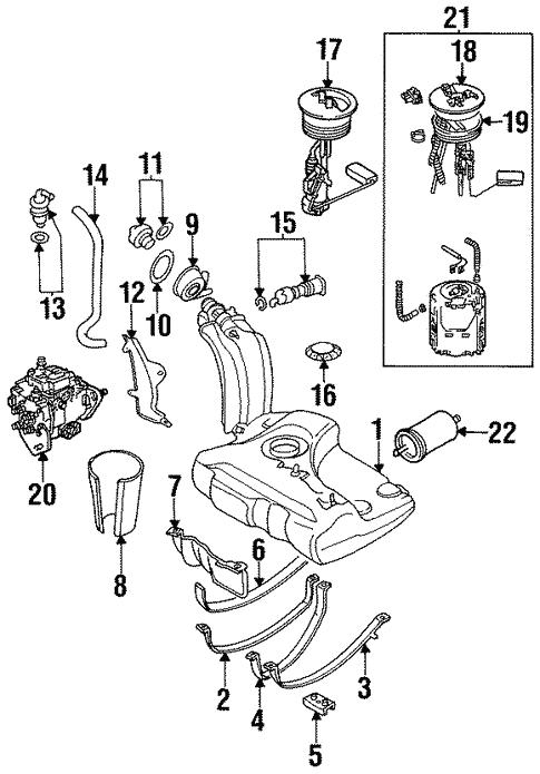 oem vw fuel system ponents for 1997 volkswagen jetta vwpartsvorte 2007 Volkswagen Jetta fuel system fuel system ponents for 1997 volkswagen jetta 1
