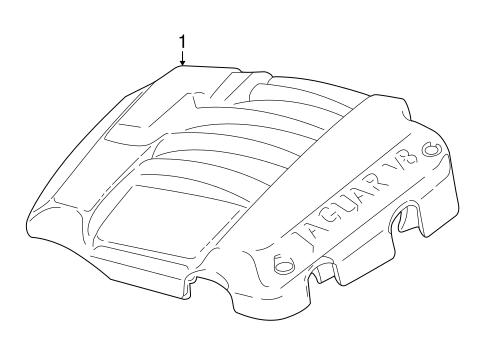 2000 Jaguar S Type Fuel Filter