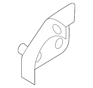 Alternator Bracket - Nissan (11710-3TA0A)