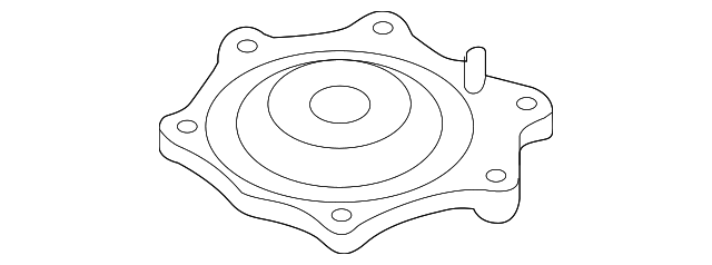 2004 2008 Subaru Forester Adapter 21675aa010