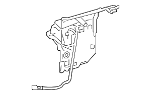 Antenna - Mercedes-Benz (253-905-06-01)