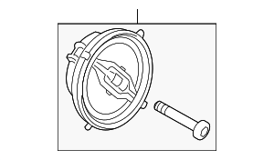 Adjust Motor - Mercedes-Benz (2058201342)