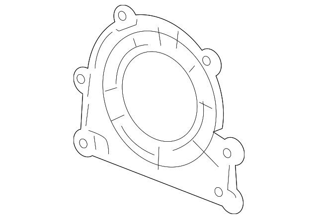 Rear Main Seal Retainer
