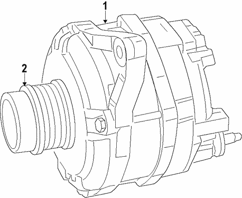 Alternator For 2015 Jeep Renegade
