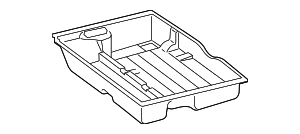 Package Tray - Mercedes-Benz (253-690-07-03-9F08)