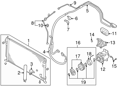 Switches Sensors For 2006 Mitsubishi Lancer