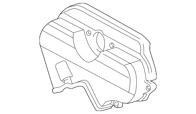 Upper Timing Cover