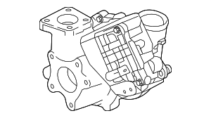 Turbocharger - GM (55510316)