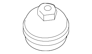 Oil Filter Cover 114013 - Mini (11-42-8-595-438)