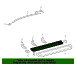 Running Board - Toyota (51771-0C020)