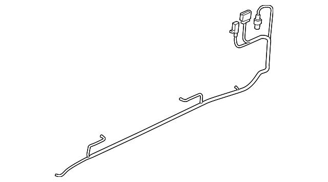 audi wire harness  8r0