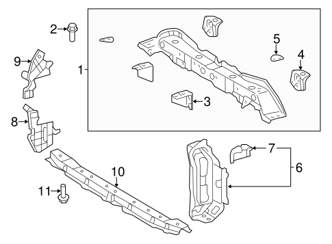Side Support Bracket