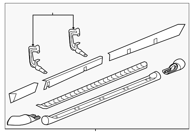 Step Bar Assembly
