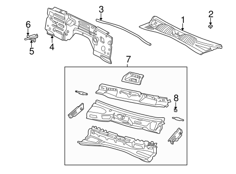 Interior Trim Rear Body Scat additionally 55155851aj as well Interior Trim Rear Body Scat moreover  on jeep renegade cargo cover