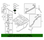 FUEL Pump[device=moves liquid] Assembly PLATE